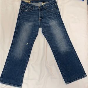 Vintage Abercrombie & Fitch low Rise Bootcut